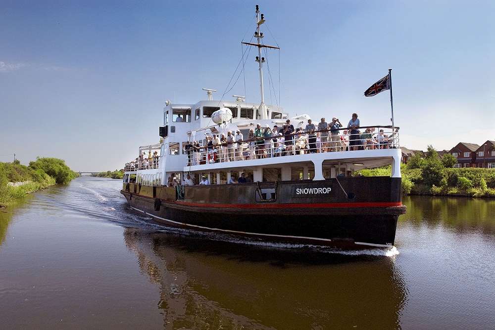 Mersey Ferries Manchester Ship Canal copyrightMerseyTours