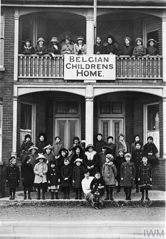 Belgium Childrens Home IWM c large 000000