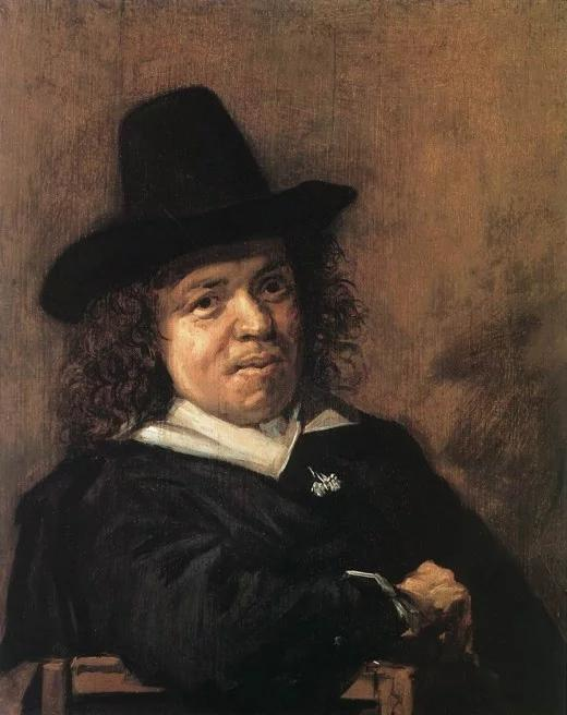 Capotain circa 1655Source Painting by Frans Hals wikimedia commons Public Domain 12952424 f520