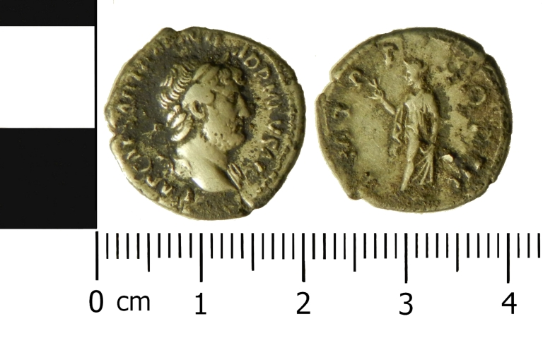 silver denarius Hadrian liverpoolmuseums photo v0 large