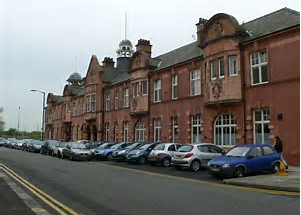 Warrington Police Station C geograph.org.uk