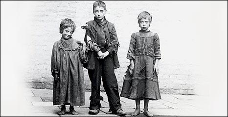 Three street children Katherine Bailey PhD Victorian Era Media Studies main qimg 37c43fdabd3e917b651e7c76c4a7817b c